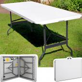 Table pliante 183 cm - camping