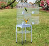 Cage oiseau - 91cm