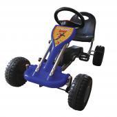 Kart Cart voiture à pédale gokart rouge