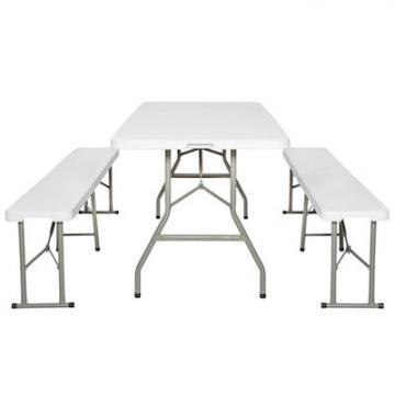table de camping pliante meuble de camping table pliante. Black Bedroom Furniture Sets. Home Design Ideas