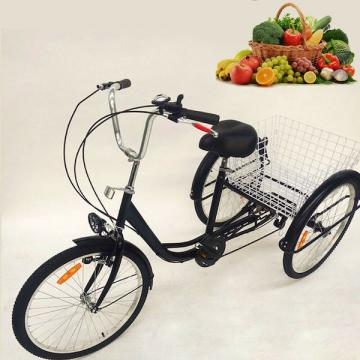 Tricycle adulte - tricycle electrique - velo roues-9