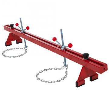 Barre traverse support moteur jusqu'à 500kg - pont de moteur - www.abc-prix.com