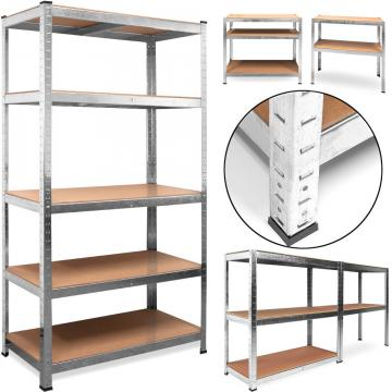 Etagere garage - Armoire metallique - Etagere charge lourde