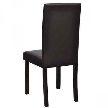 chaise coloniale - chaise salon - chaise cuir