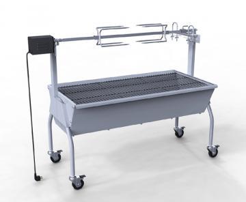 Barbecue/rôtissoire maxi 15kg - Vue 1