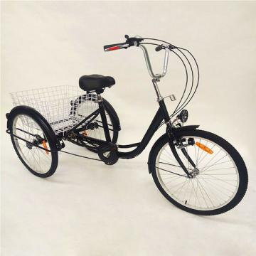 Tricycle adulte - tricycle electrique - velo roues-8