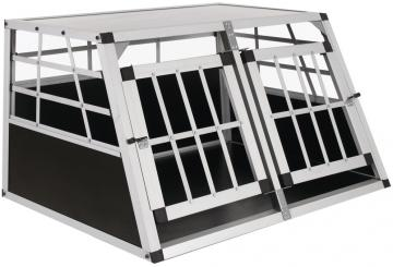 cage transport chien cage chien voiture caisse de transport. Black Bedroom Furniture Sets. Home Design Ideas
