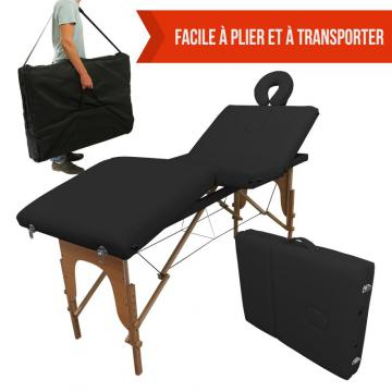 Table massage pliante - Table de massage pliante pas cher
