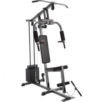 Banc de musculation - banc de musculation pliable-1