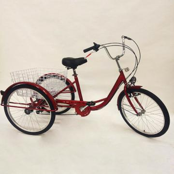 Tricycle adulte - tricycle electrique - velo roues-7