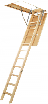 Escalier escamotable - escalier grenier - echelle escamotable-E