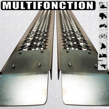 Rampe de chargement - rampe aluminium - rampe moto