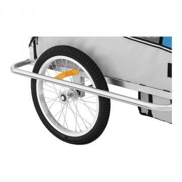 remorque velo enfant - remorque jogger - remorque vélo-5