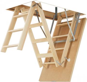 Escalier escamotable - escalier grenier - echelle escamotable-F