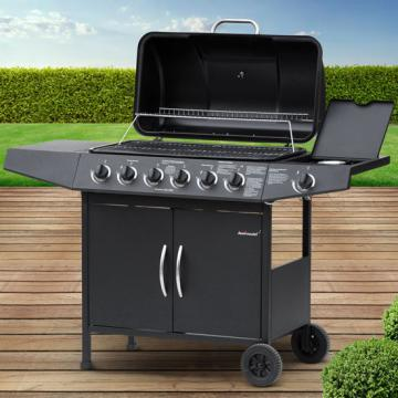 Barbecue gaz 4 bruleurs - solde barbecue gaz - barbecue gaz solde - barbecue encastrable gaz