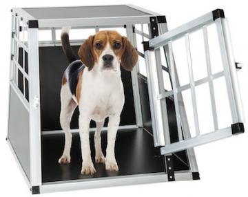 Cage de transport chien - 54x69x51cm