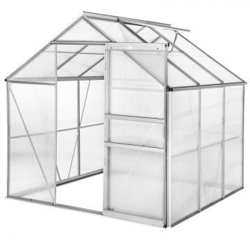 Serre de jardin - 1.90 x 1.90cm - 3,70m²