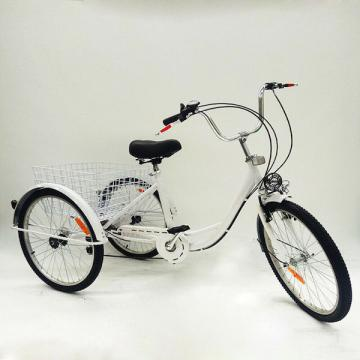 Tricycle adulte - tricycle electrique - velo roues-4