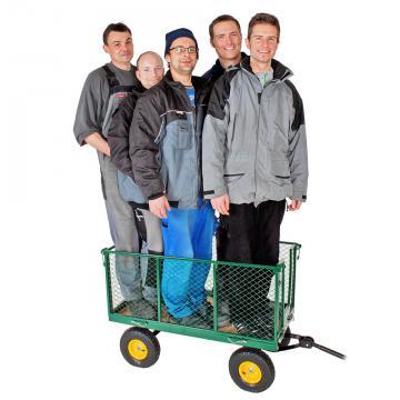 Chariot de jardin - chariot de jardin 4 roues