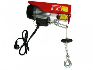 TREUIL PALAN ELECTRIQUE LEVAGE A CABLE 200/400 KG