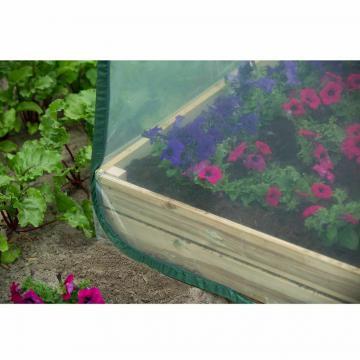 mini serre de jardin - demi serre - serre démontable