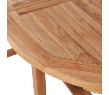 Table pliante camping - table de camping pliante - Table bois massif