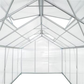 Serre polycarbonate - 9,27m²