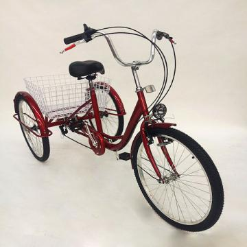 Tricycle adulte - tricycle electrique - velo roues-5