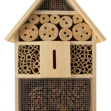 Hotel à insectes - cabane a insectes - abri a insectes