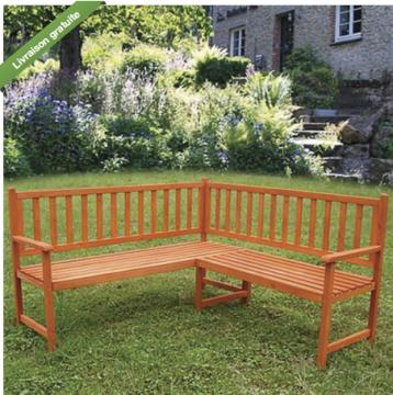 banc jardin - banc de jardin bois - petit banc de jardin