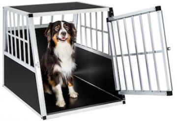Cage transport chien - 65x90x72cm