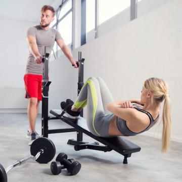 Banc de musculation - Banc de musculation pas cher