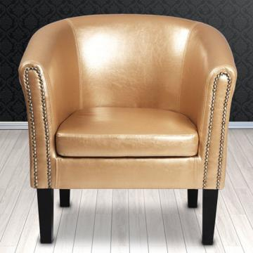 Fauteuil Chesterfield x2