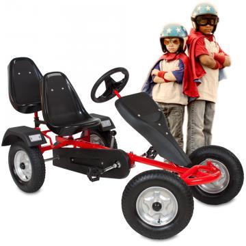Kart à pédale - bi-places