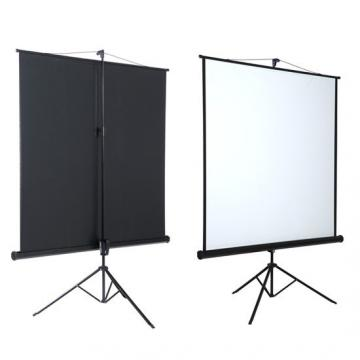 Ecran video - ecran sur pied - ecran videoprojecteur