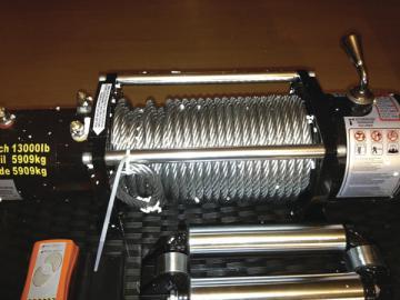 Treuil electrique - Treuil electrique 12v