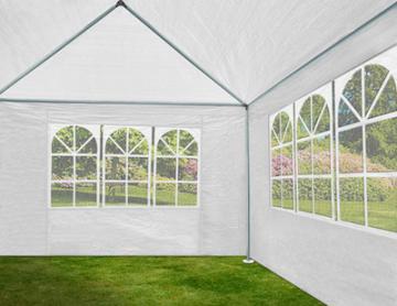 Tente de reception - Tonnelle de jardin - chapiteau