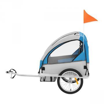 remorque velo enfant - remorque jogger - remorque vélo-4