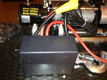 Treuil electrique 12V