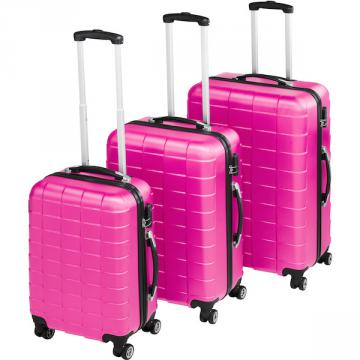 Valise a roulette - Valise trolley x3