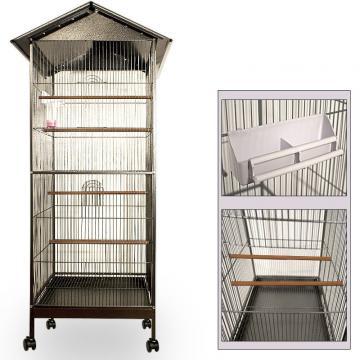 Volière cage à oiseaux METAL