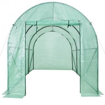 Serre de jardin pas chere - serres jardinage - serre tunnel-23