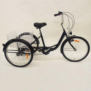 Tricycle adulte - tricycle electrique - velo roues-6