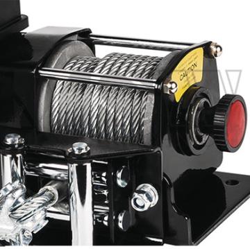 Treuil électrique 12V - Treuil moteur