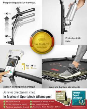 trampoline fitness - mini trampoline - trampoline musculation-3