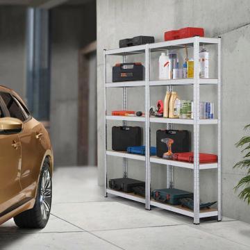 Etagere garage - Armoire metallique - Etagere charge lourde-5