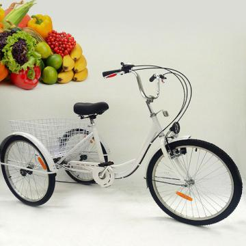 Tricycle adulte - tricycle electrique - velo roues-3