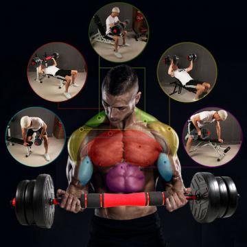 Haltere - haltères pas cher - barre de musculation-22