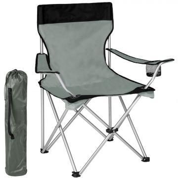 Chaise de camping avec housse pliante fauteuil de camping pliable siege de plage