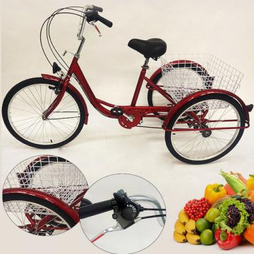 Tricycle adulte - tricycle electrique - velo roues-1